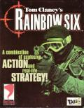 Tom Clancy's Rainbow Six Windows Front Cover