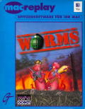 Worms Macintosh Front Cover