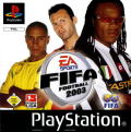 FIFA Soccer 2003 PlayStation Front Cover