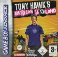 Tony Hawk's American Sk8land Game Boy Advance Front Cover