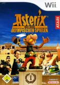 Asterix at the Olympic Games Wii Front Cover
