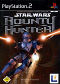 Star Wars: Bounty Hunter PlayStation 2 Front Cover