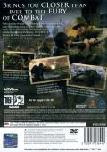 Call of Duty 3 PlayStation 2 Back Cover