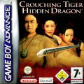Crouching Tiger Hidden Dragon Game Boy Advance Front Cover