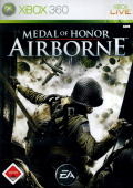 Medal of Honor: Airborne Xbox 360 Front Cover
