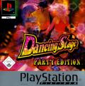 Dancing Stage Party Edition PlayStation Front Cover
