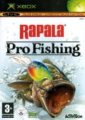 Rapala Pro Fishing Xbox Front Cover