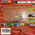 Bomberman Max 2: Red Advance Game Boy Advance Back Cover