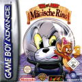 Tom and Jerry: The Magic Ring Game Boy Advance Front Cover