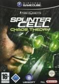 Tom Clancy's Splinter Cell: Chaos Theory GameCube Front Cover