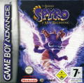 The Legend of Spyro: A New Beginning Game Boy Advance Front Cover