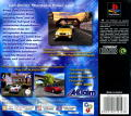 Vanishing Point PlayStation Back Cover