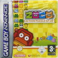 Zoo Keeper Game Boy Advance Front Cover