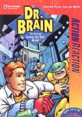 Dr. Brain: Action Reaction Windows Front Cover