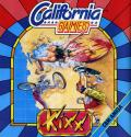 California Games Amiga Front Cover