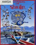 Chambers of Shaolin Amiga Front Cover