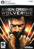 X-Men Origins: Wolverine (Uncaged Edition) Windows Front Cover