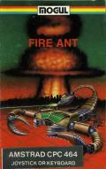Fire Ant Amstrad CPC Front Cover