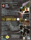Privateer 2: The Darkening DOS Back Cover