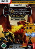 Dungeons & Dragons Online: Stormreach Windows Front Cover