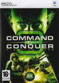 Command & Conquer 3: Tiberium Wars Macintosh Front Cover