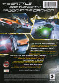 Need for Speed: Carbon Macintosh Back Cover