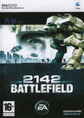Battlefield 2142 Macintosh Front Cover