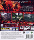 Brothers in Arms: Hell's Highway PlayStation 3 Back Cover