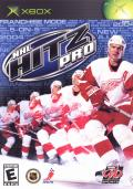 NHL Hitz Pro Xbox Front Cover