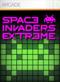 Spac3 Invaders Extr3me Xbox 360 Front Cover