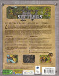 The Settlers: Fourth Edition Windows Back Cover
