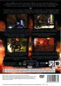 Legacy of Kain: Defiance PlayStation 2 Back Cover
