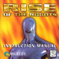 Rise of the Robots 3DO Other Jewel Case - Front