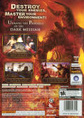 Dark Messiah: Might and Magic - Elements Xbox 360 Back Cover