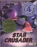 Star Crusader DOS Front Cover