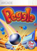 Peggle Xbox 360 Front Cover