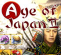 Age of Japan II Windows Front Cover
