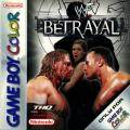 WWF Betrayal Game Boy Color Front Cover