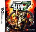 Metal Slug 7 Nintendo DS Front Cover