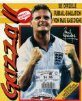 Gazza II Commodore 64 Front Cover