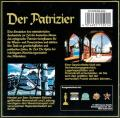 The Patrician DOS Other Jewel Case - Front Inlay
