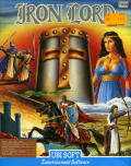 Iron Lord Amiga Front Cover
