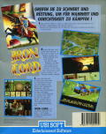 Iron Lord Amiga Back Cover