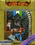 King's Quest Atari ST Front Cover