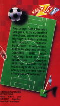 Graeme Souness Soccer Manager Commodore 64 Inside Cover Left