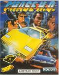 Chase H.Q. Amstrad CPC Front Cover