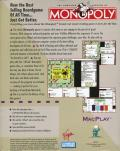 Monopoly Deluxe Macintosh Back Cover