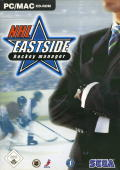 NHL Eastside Hockey Manager Macintosh Front Cover