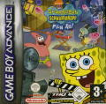 SpongeBob SquarePants: Lights, Camera, Pants! Game Boy Advance Front Cover