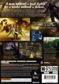 Lost Odyssey Xbox 360 Back Cover